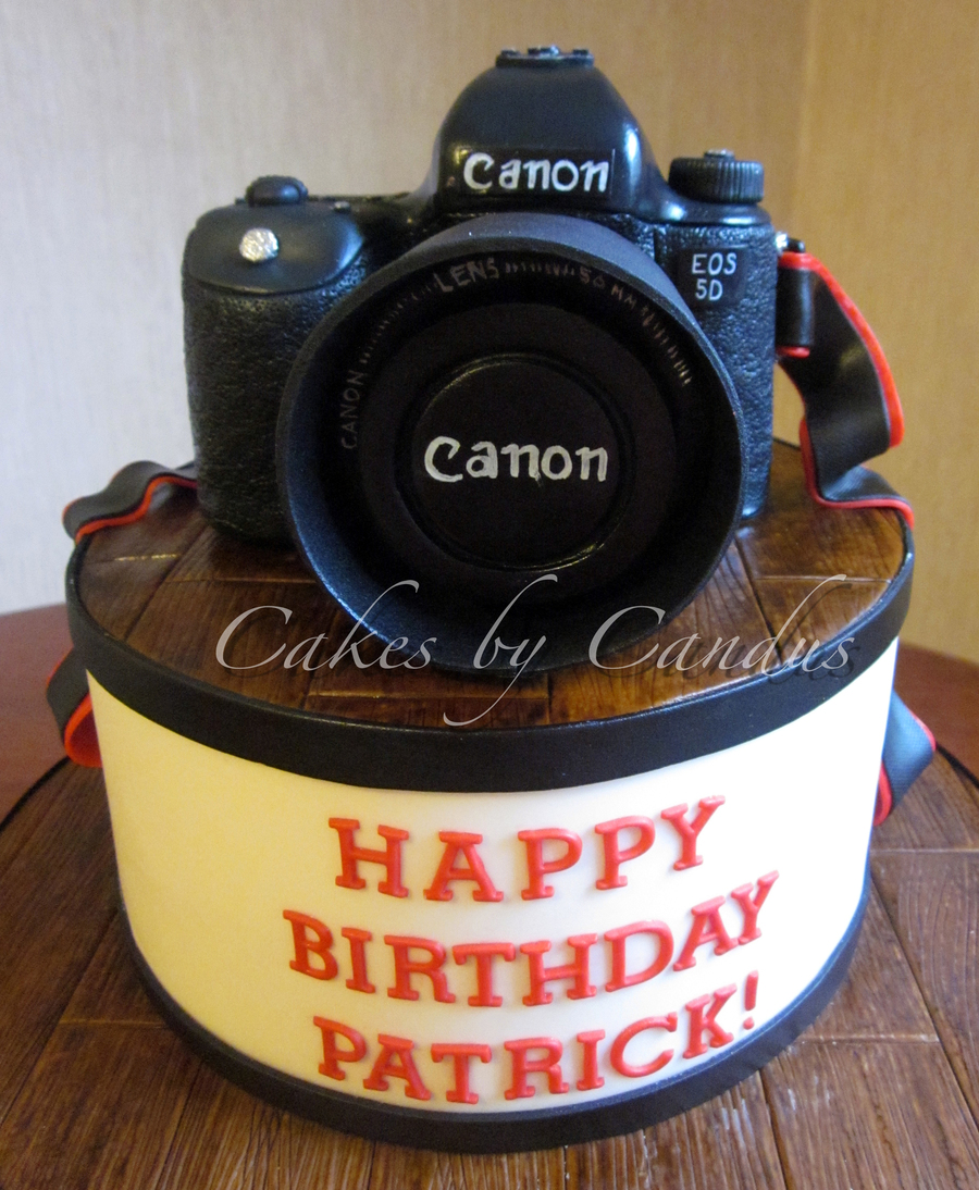 Canonfront on Cake Central