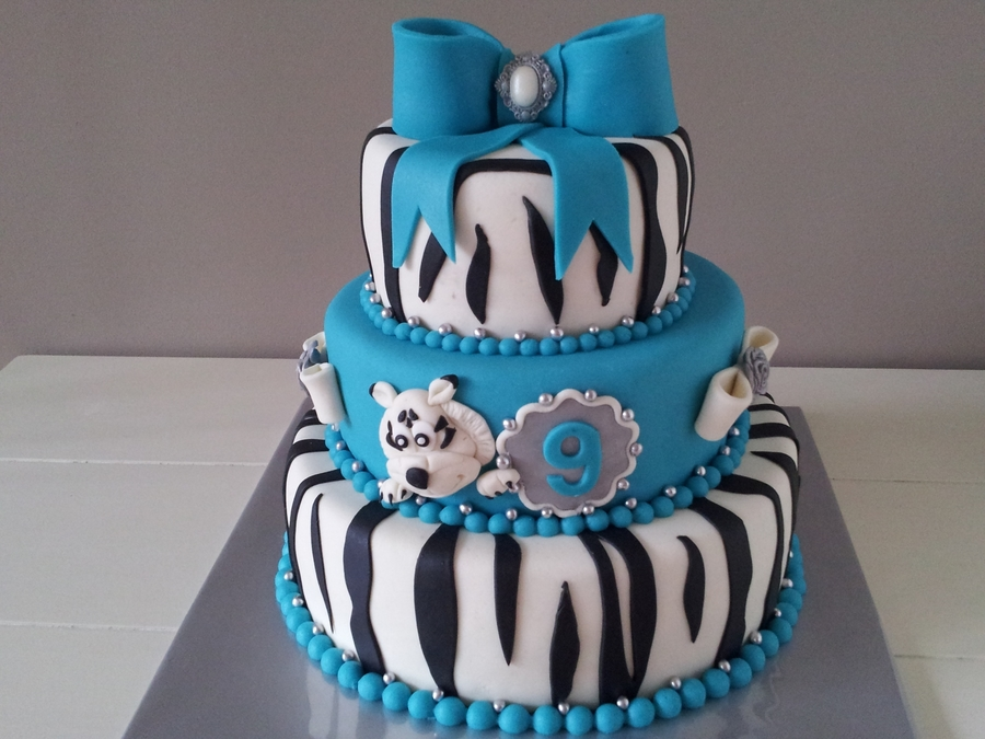 Tiger And Blue on Cake Central