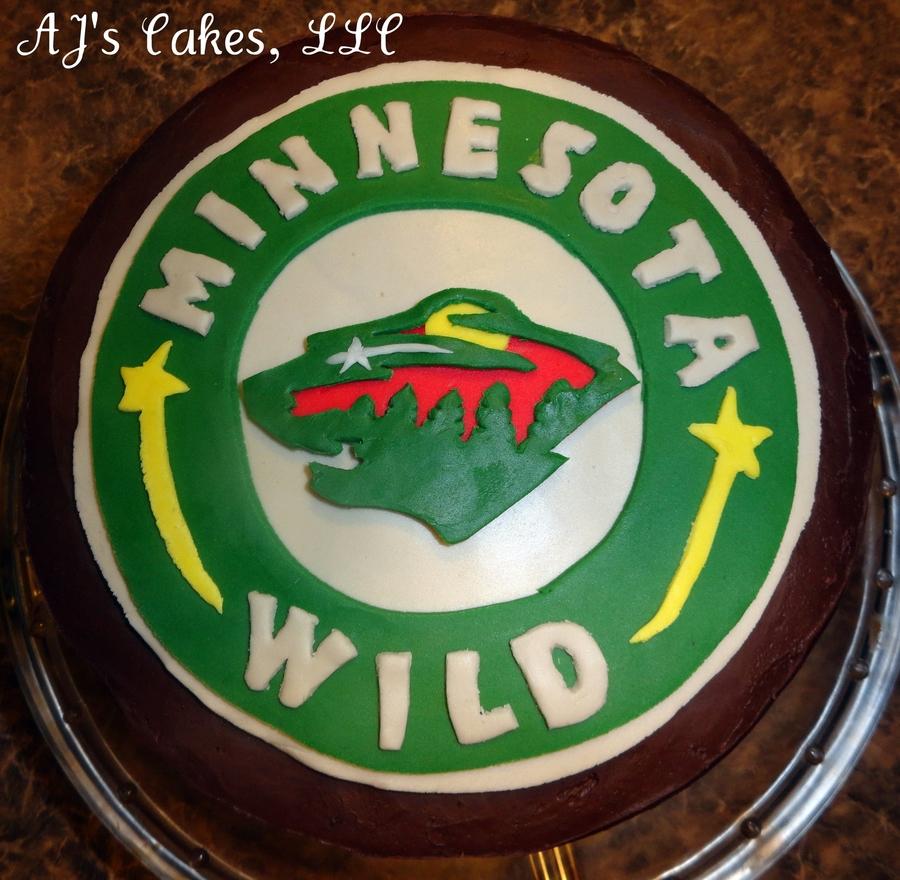 Awe Inspiring Mn Wild Cake Cakecentral Com Funny Birthday Cards Online Chimdamsfinfo