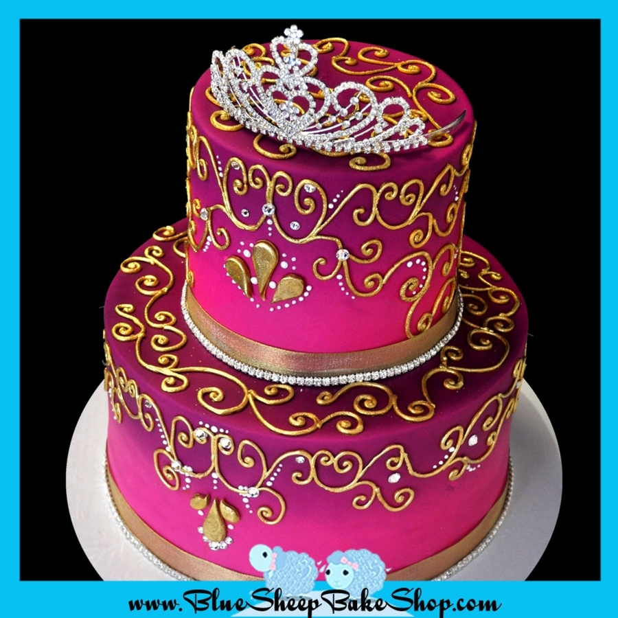 Indian Princess Birthday Cake Cakecentral