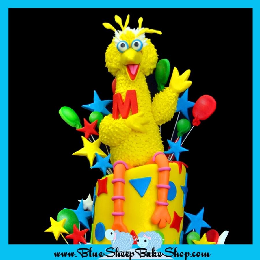 Sesame Street 1St Birthday Cake  CakeCentralcom