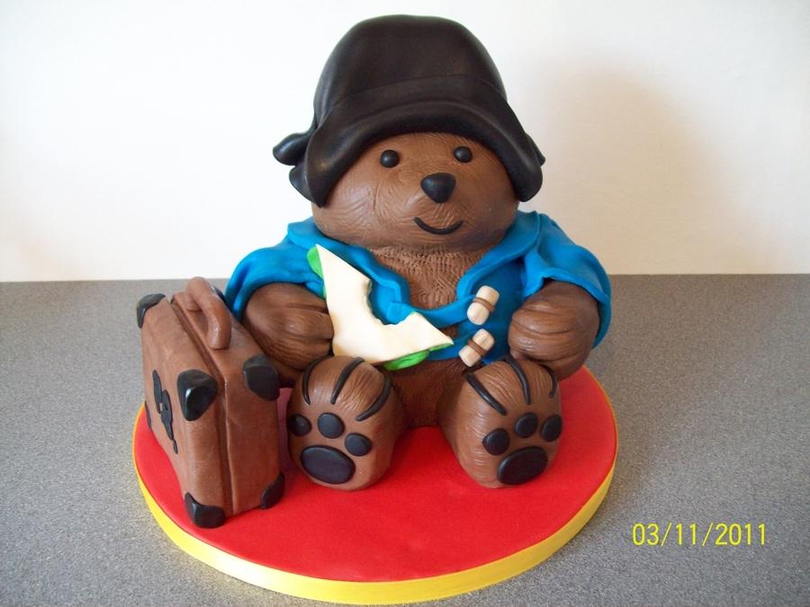 Paddington Bear Cakecentral Com