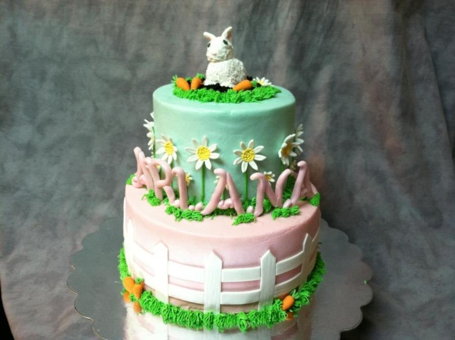 Miraculous Spring Birthday Cake Cakecentral Com Funny Birthday Cards Online Inifodamsfinfo