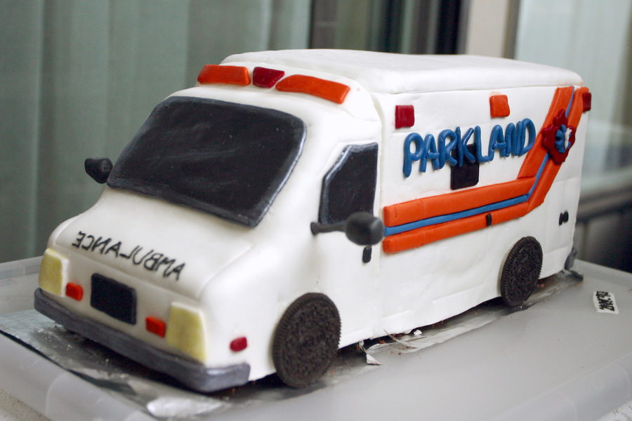 Emergency Medical Services on Cake Central