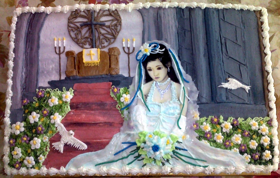 The Bride on Cake Central