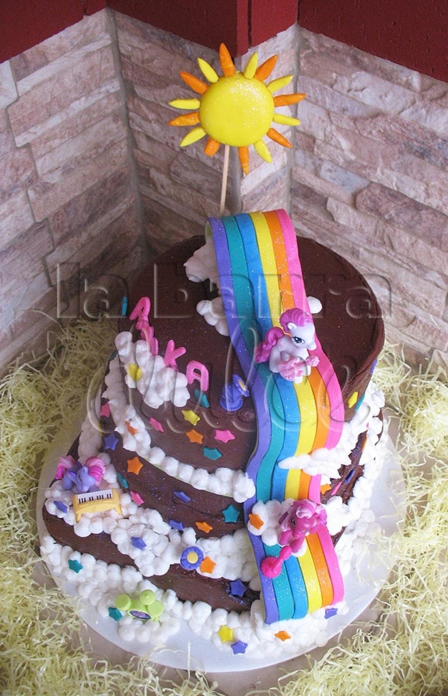 My Little Pony friendship Is Magic Chocolate Covered Rainbow