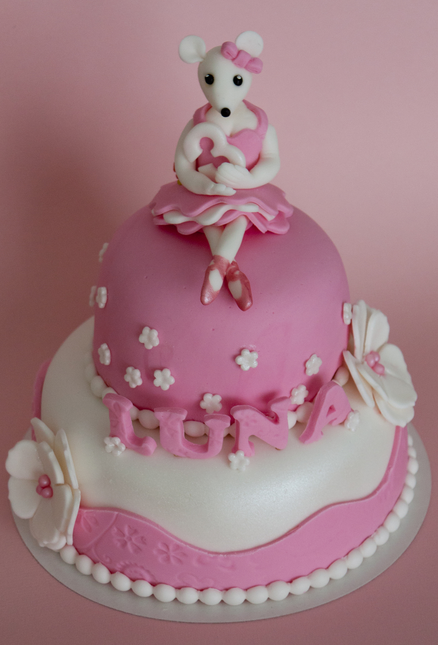 Angelina Ballerina Cakecentral Com