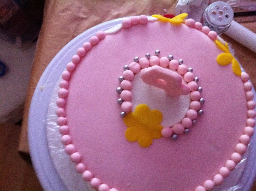 Pink Hello Kitty Bday Cake on Cake Central