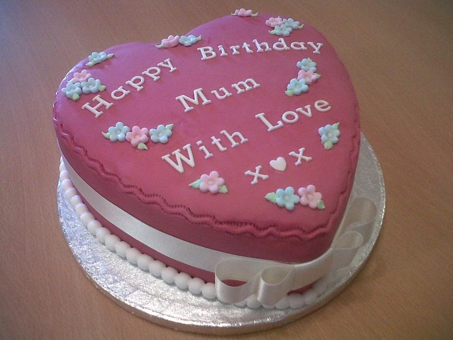 Birthday Cake Recipes For Mum