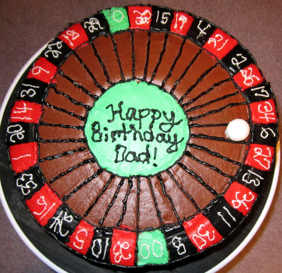 Roulette on Cake Central