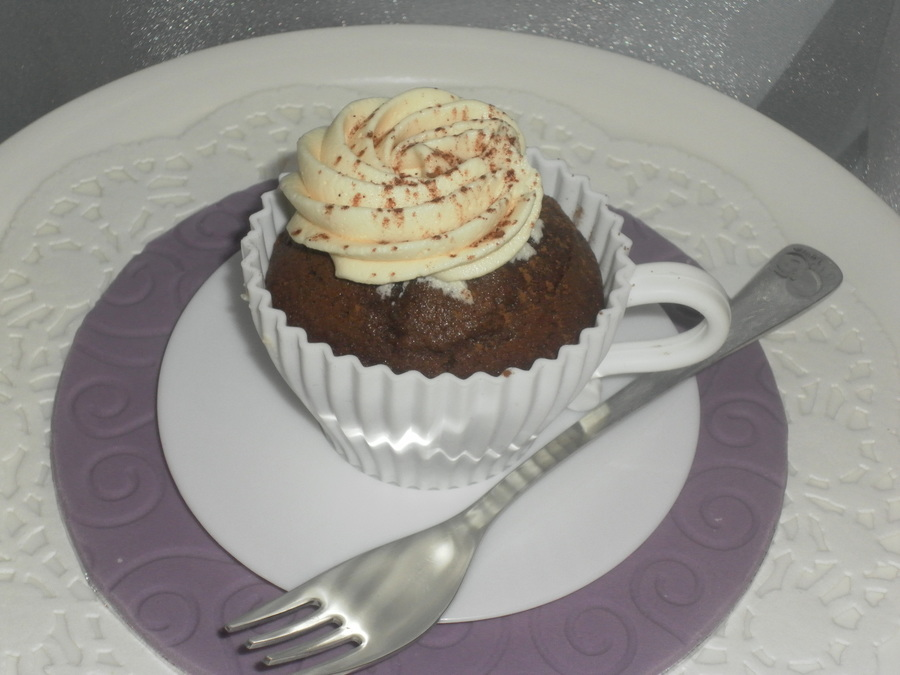 Chocolate Cupcake on Cake Central