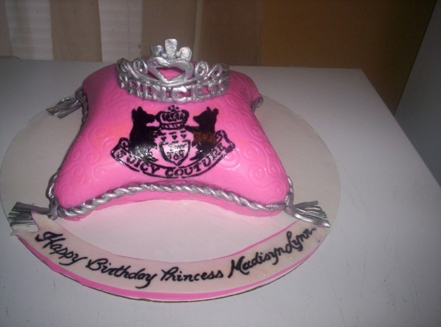 Cake For A Princess on Cake Central