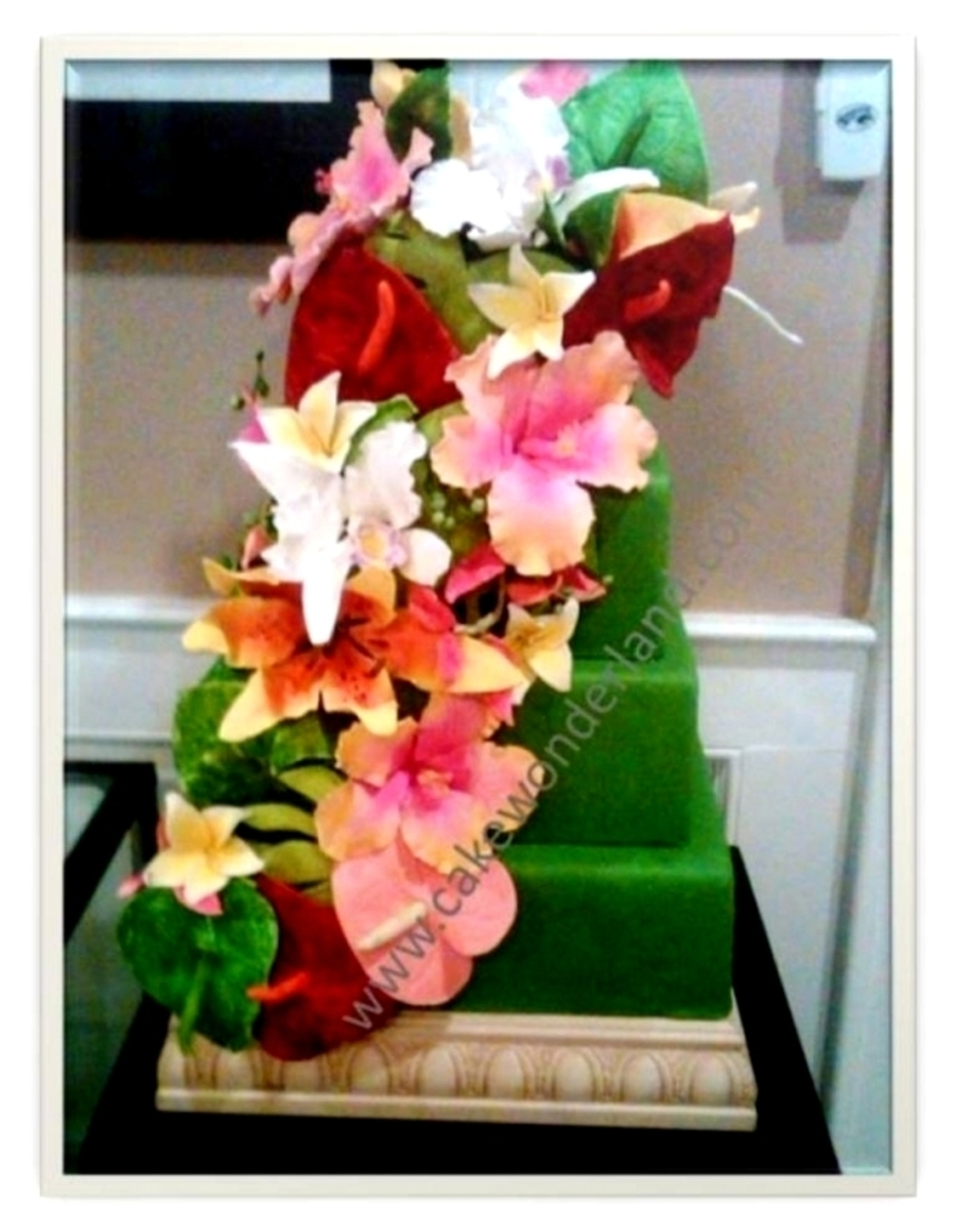 Hawaiian Wedding Cake Cakecentral
