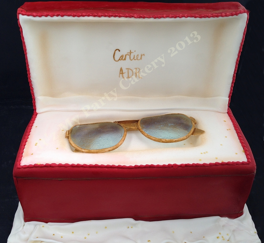 Cartier Glasses Cakecentral