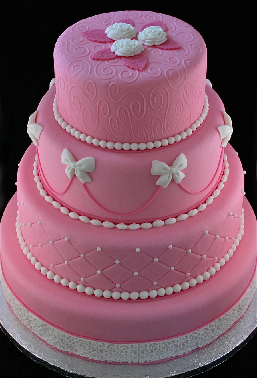 Sweet Pink on Cake Central