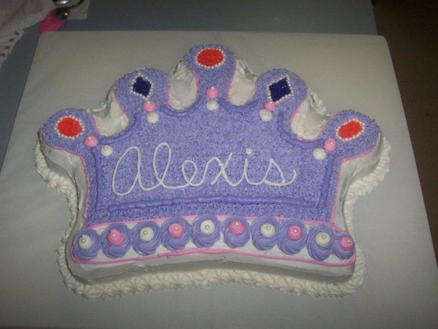 Crown Shaped Cake Pan