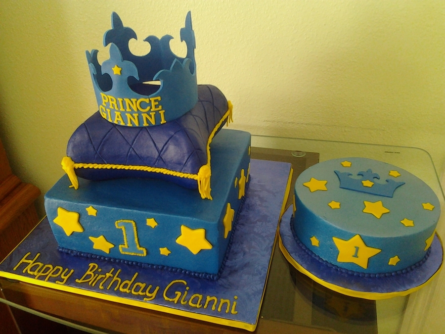 Fabulous Little Prince Cakecentral Com Funny Birthday Cards Online Inifofree Goldxyz