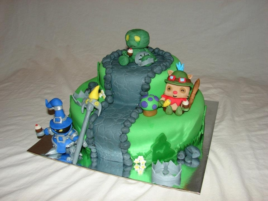 Monster Cakes Game