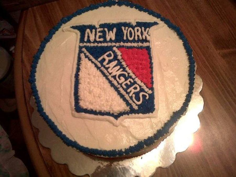 Ny Rangers on Cake Central
