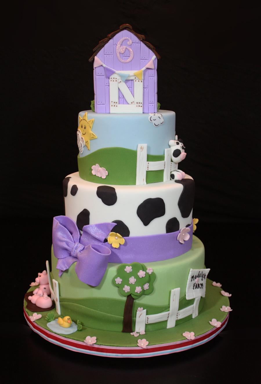 Farm Fresh Cakecentral
