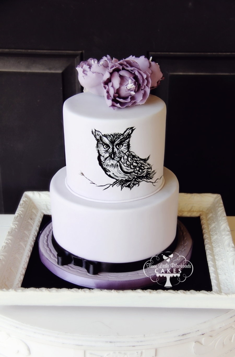 Midnight Owl on Cake Central
