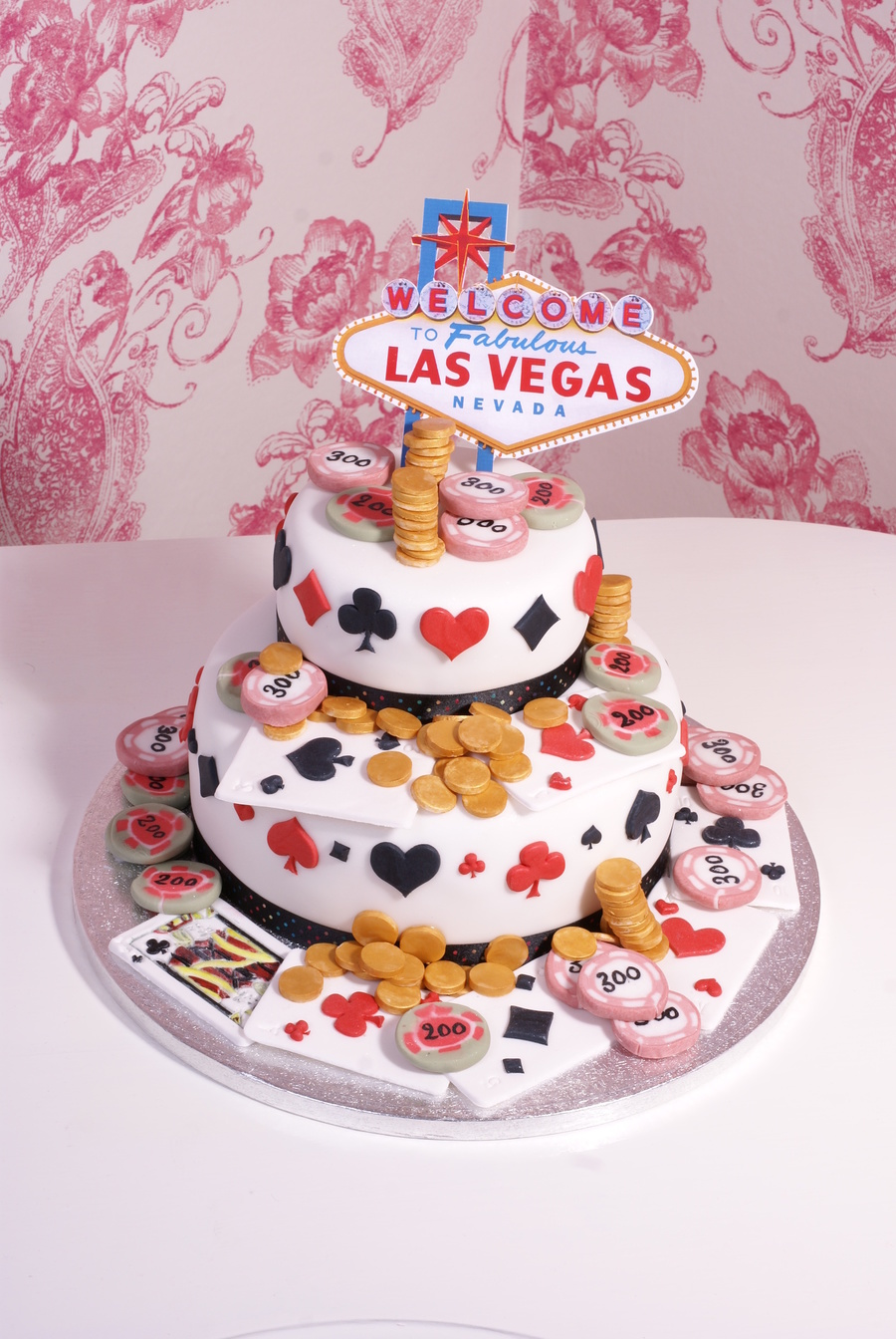Las Vegas on Cake Central