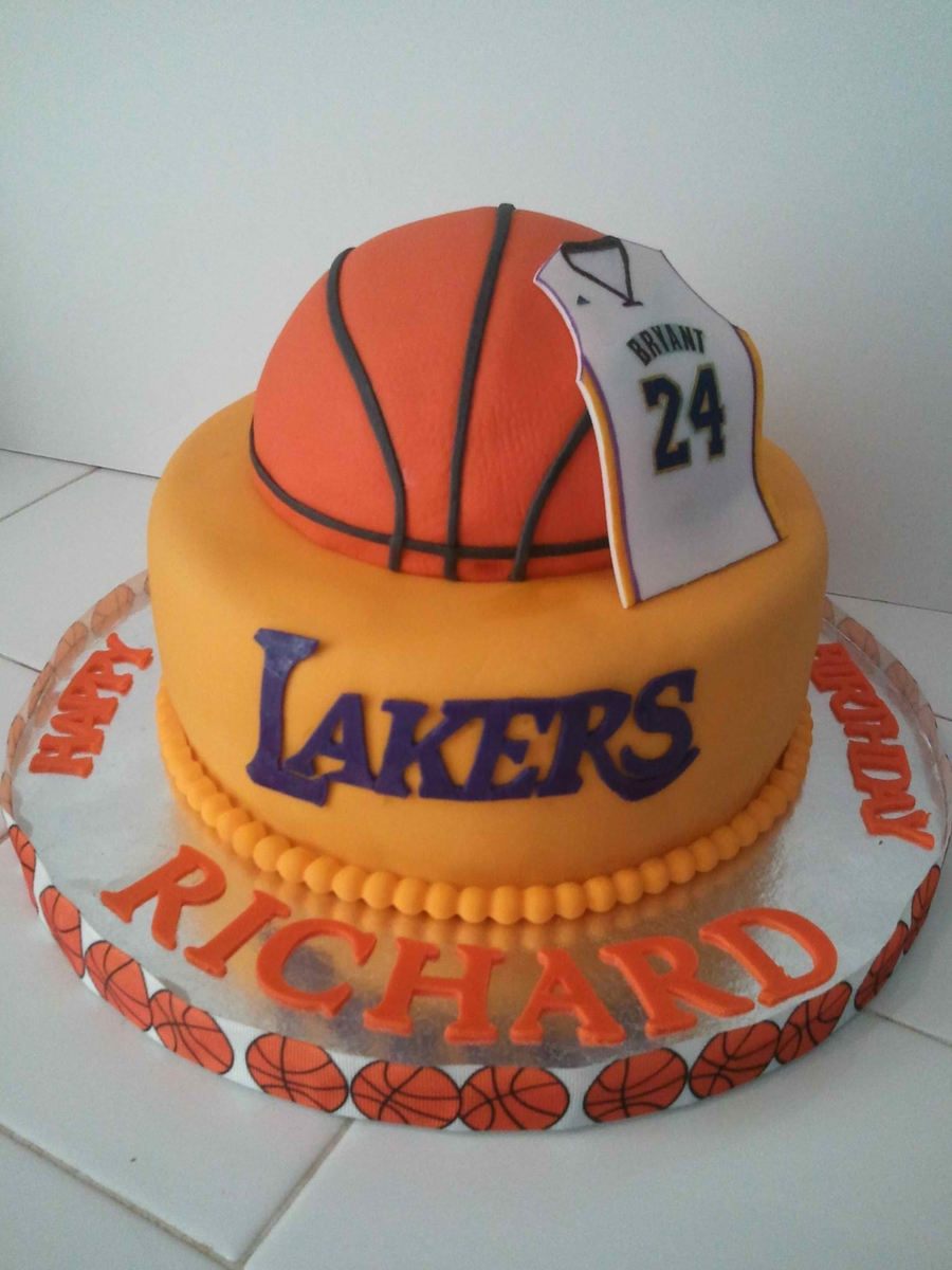 Laker S Cake Cakecentral Com