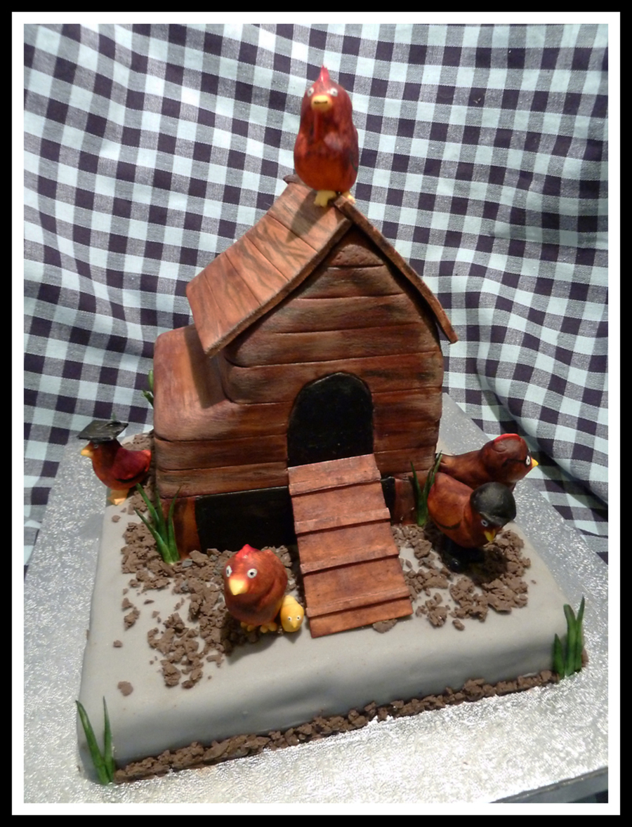 Hen House Birthday Cakes