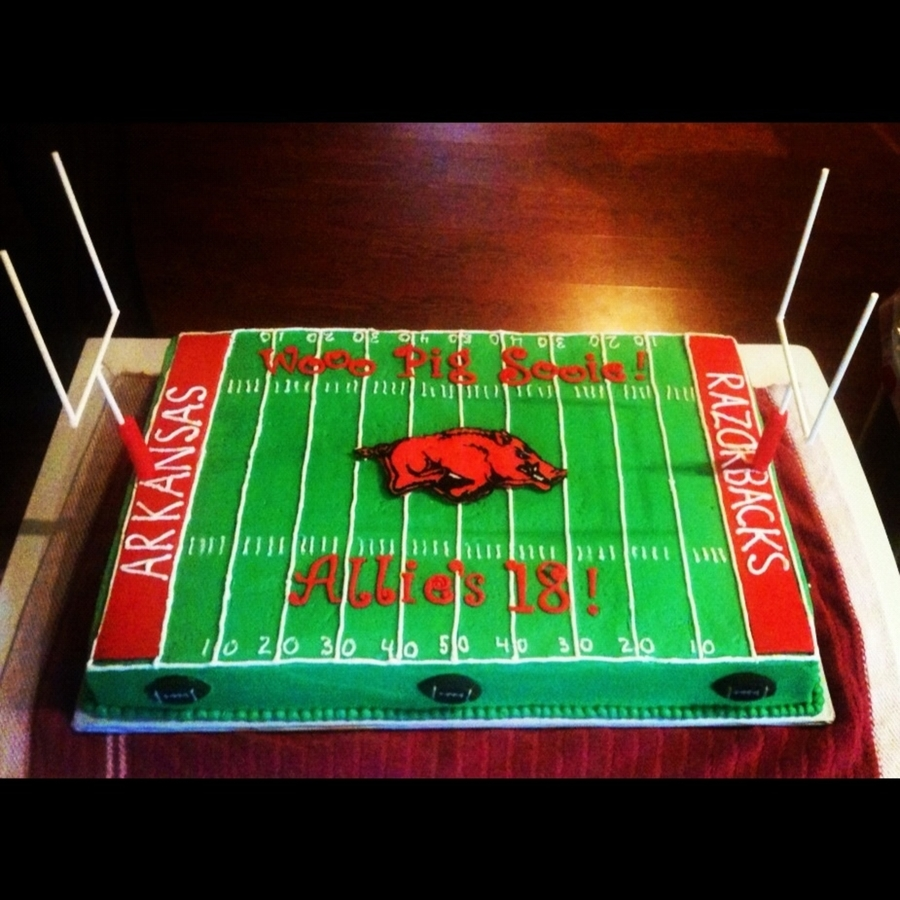 Wooo Pig Sooie!  on Cake Central