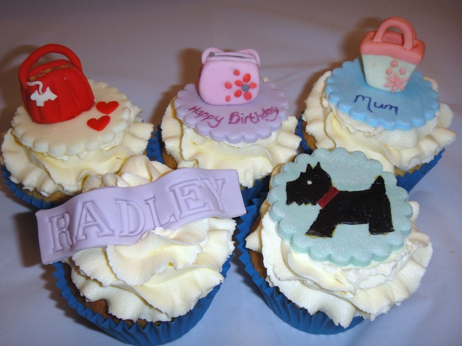 Radley Cupcakes on Cake Central