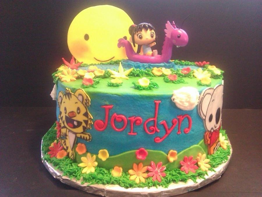 Birthday Cake Ki Photo : Ki Lan Cake - CakeCentral.com