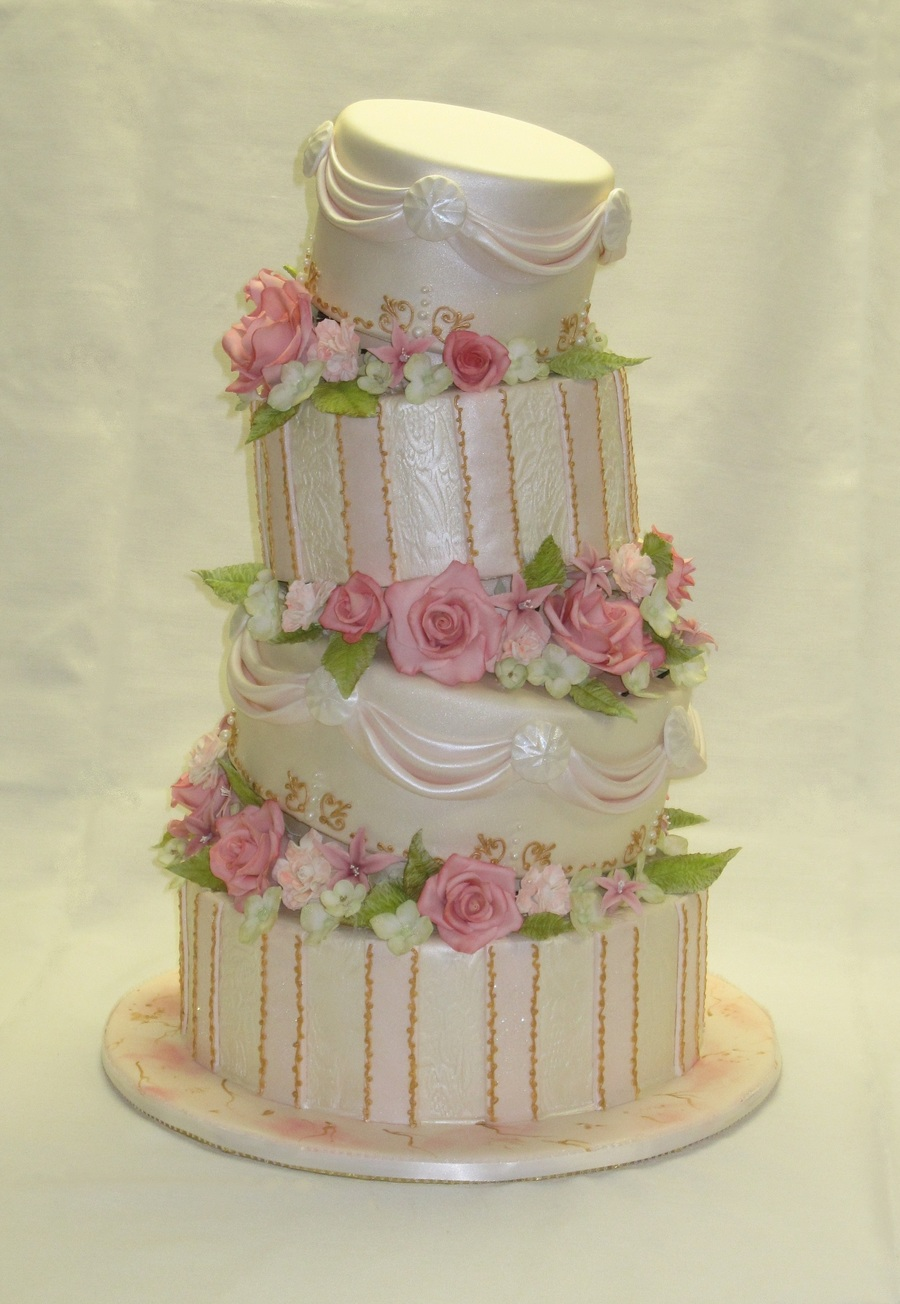 Old Fashioned Romance on Cake Central