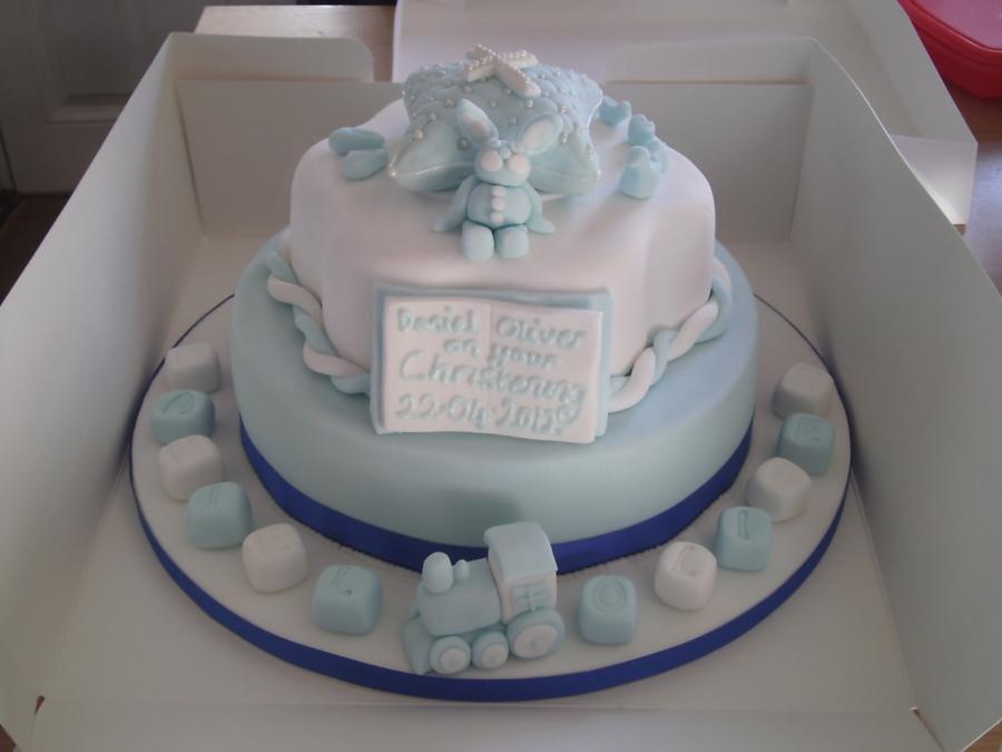 Christening Cake Recipe
