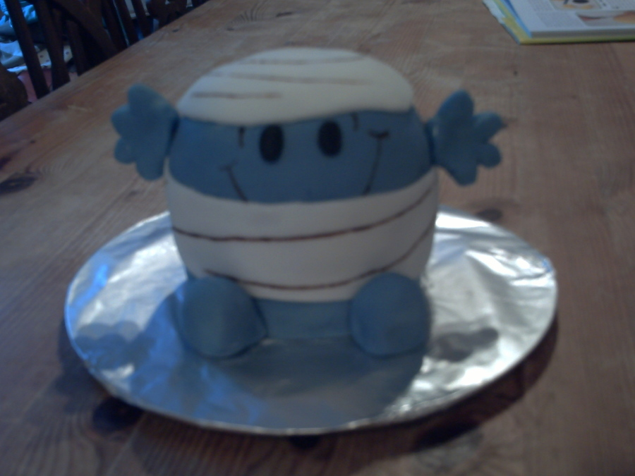 Mr Bump on Cake Central