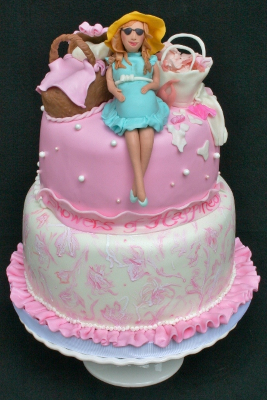 Belly Cake Ideas