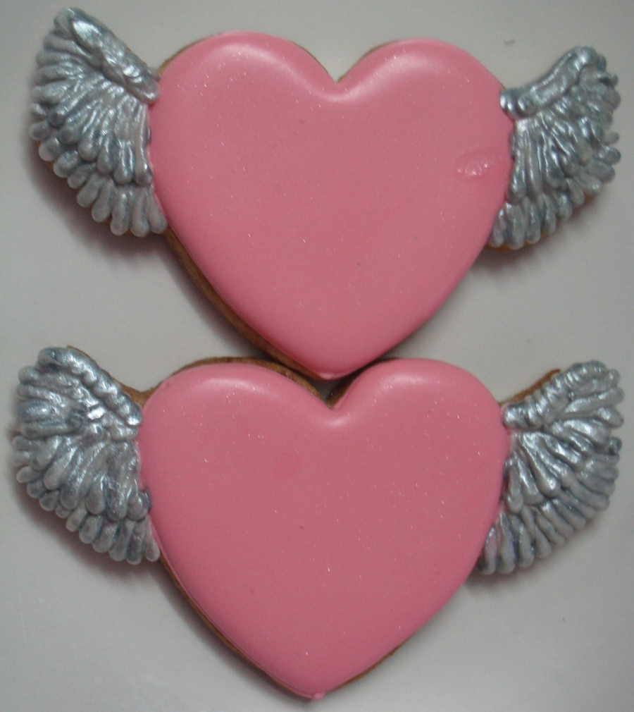 Valentine's Hearts on Cake Central