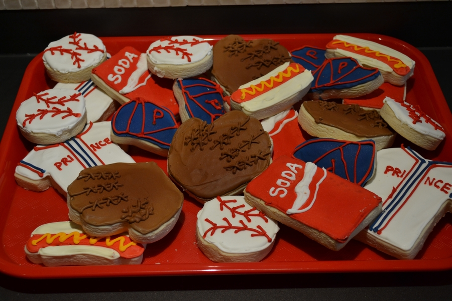 Baseball Cookies For Baby Shower on Cake Central