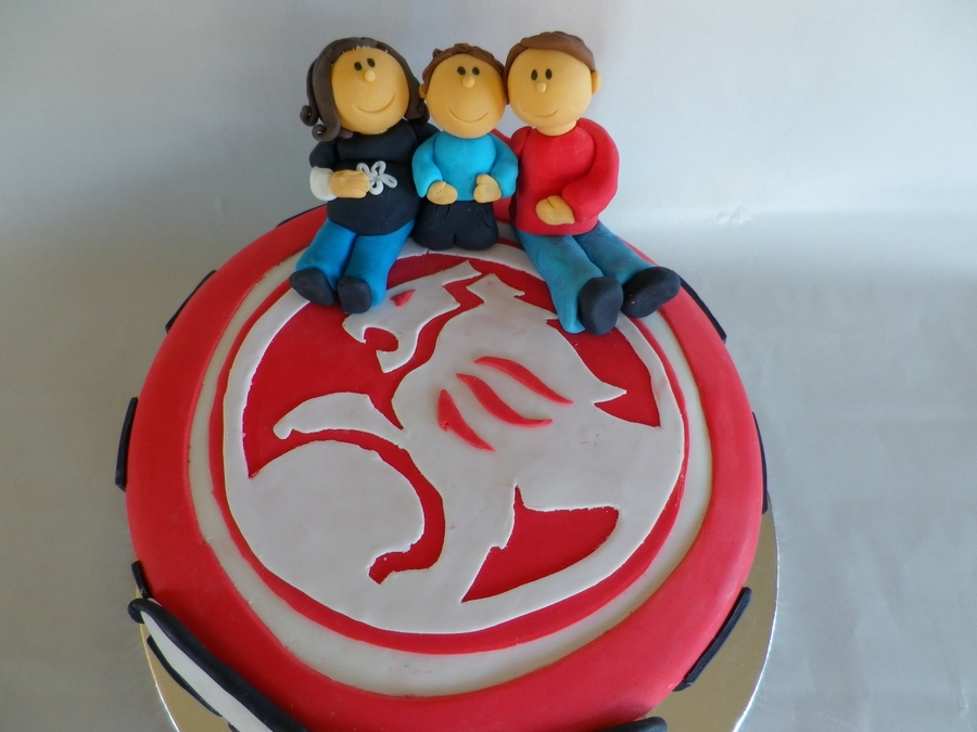 Holden Cake For 40Th Birthday on Cake Central