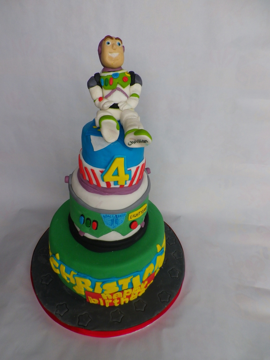 Buzz Lightyear on Cake Central