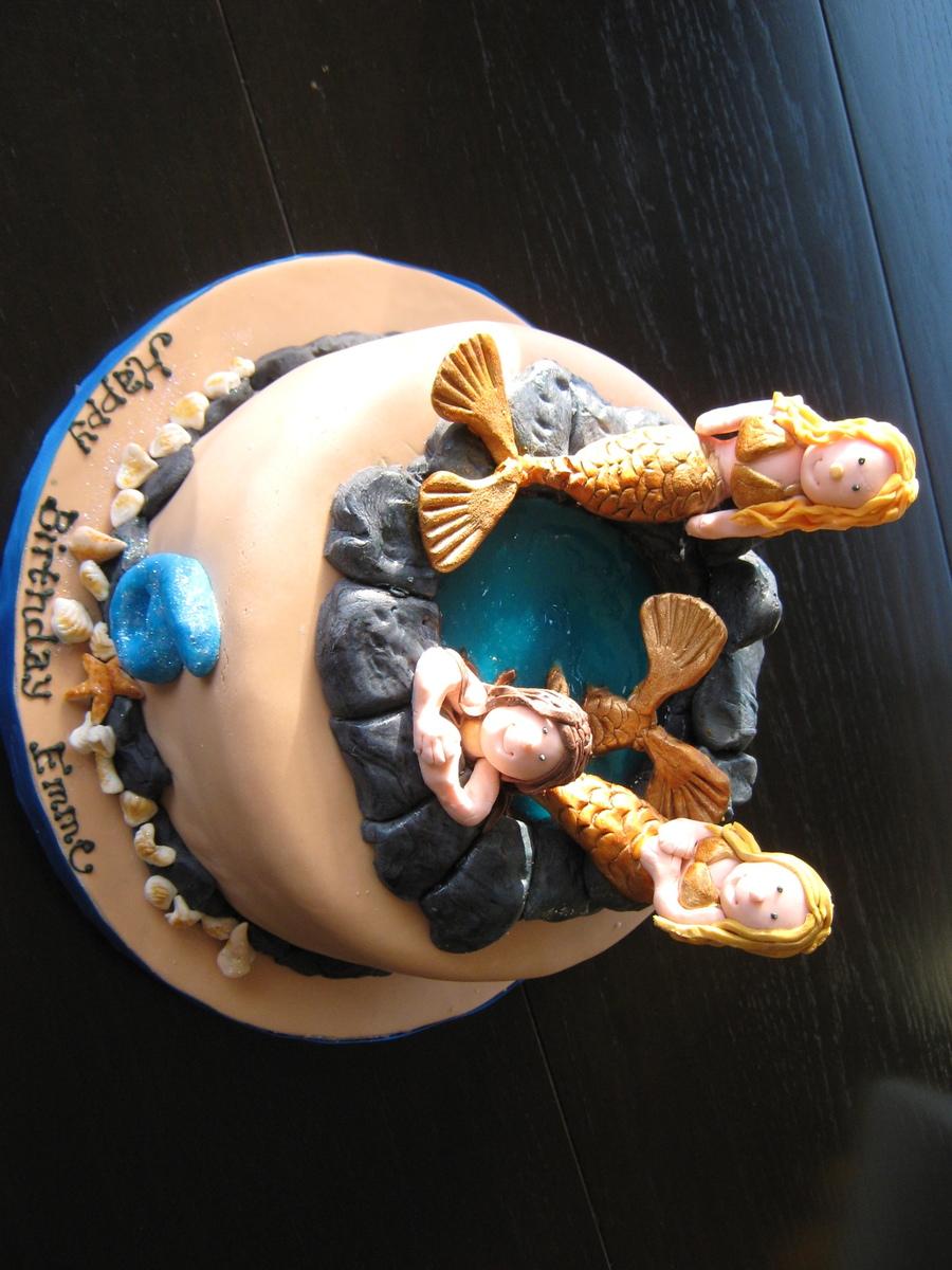 Pool Birthday Cake Recipe