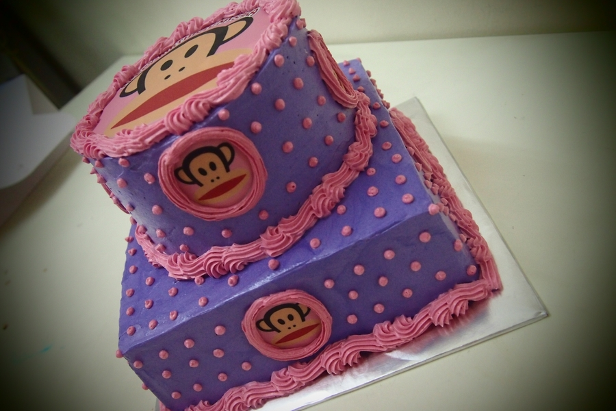 Paul Frank on Cake Central
