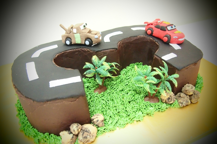 Cars Theme on Cake Central