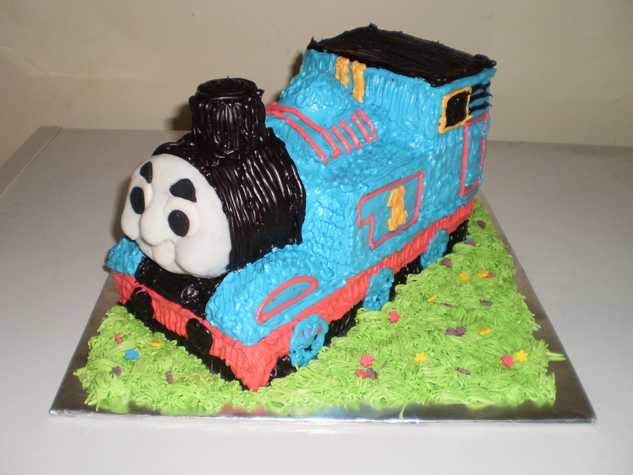 Thomas Tank Engine on Cake Central