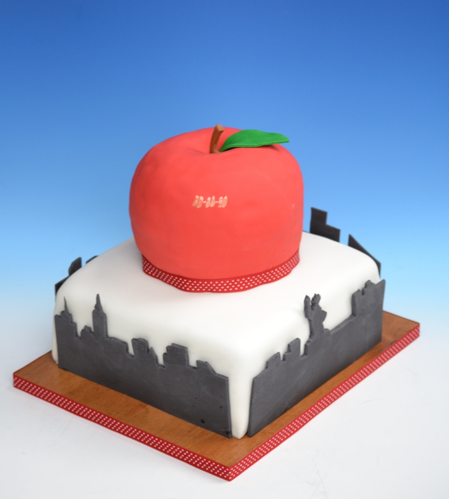 Ny, The Big Apple on Cake Central