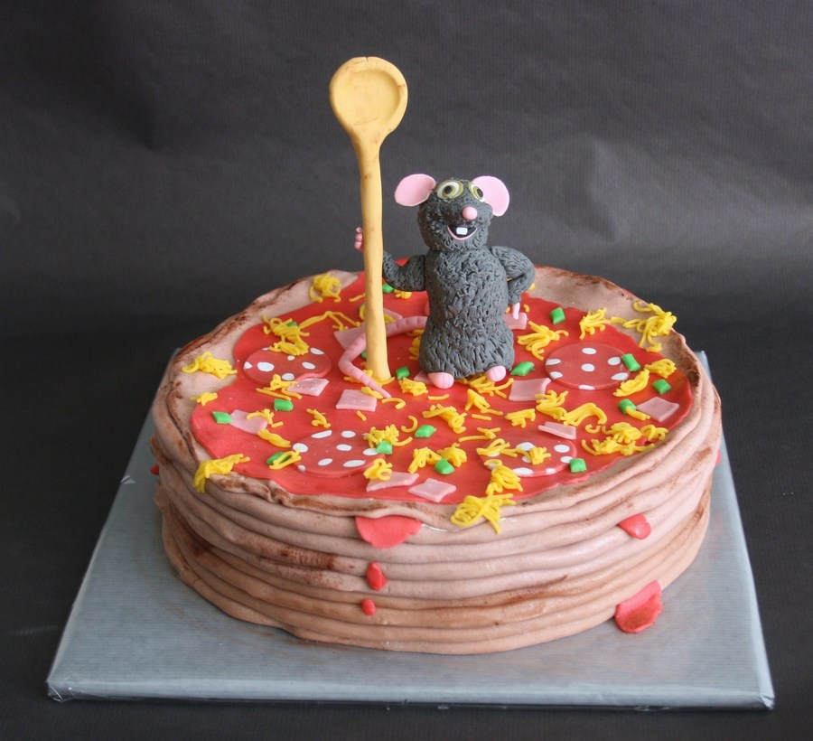 Ratatouille on Cake Central