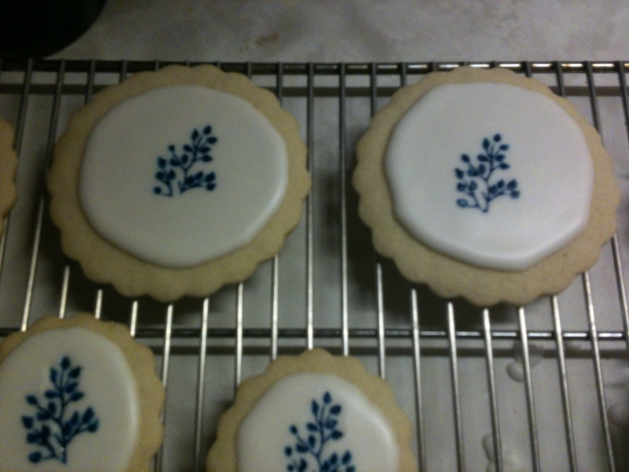Stamped Sugar Cookies on Cake Central