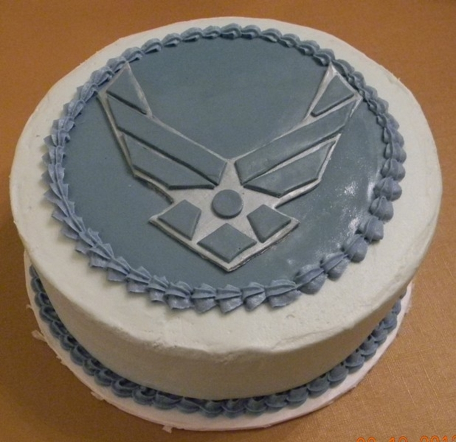 Off We Go Into The Wild Blue Yonder on Cake Central