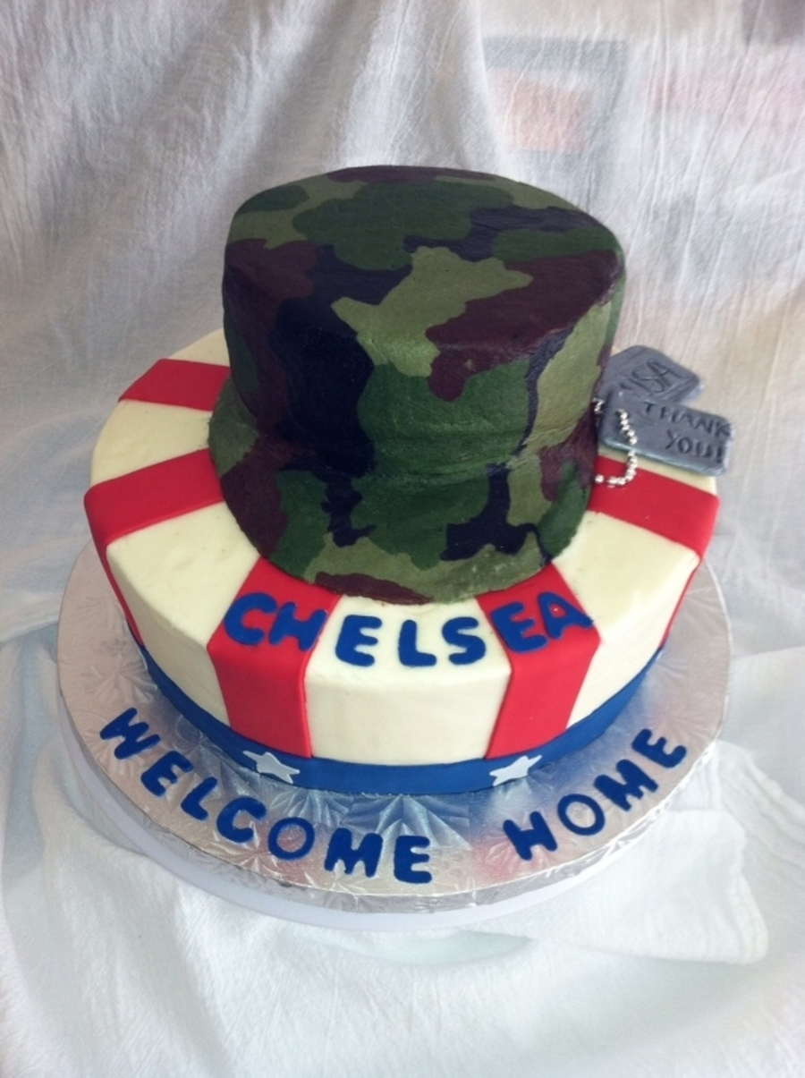 Army Life on Cake Central