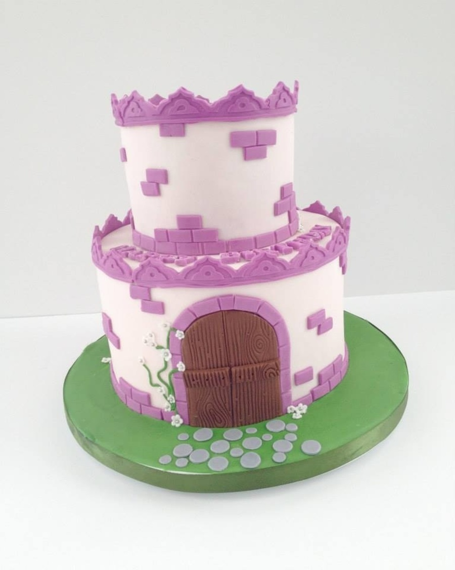 Castle Theme Cake Design After One Created By The Royal Bakery on Cake Central