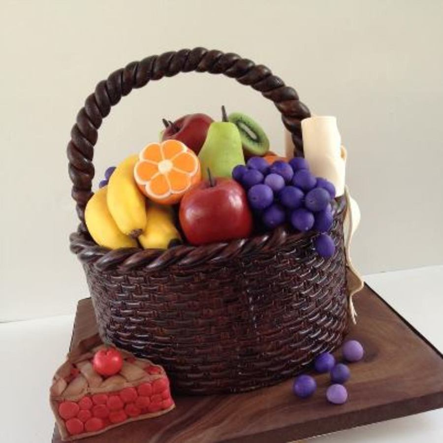 fruit basket cake fruit basket cake cakecentral 4389